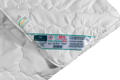 Pilota hypoallergenicmed anotimp cald