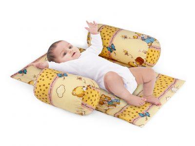 Biztonsági védő és takaró a babáknak Honey modellek