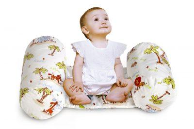 Biztonsági párna babáknak, Dzsungel modellek