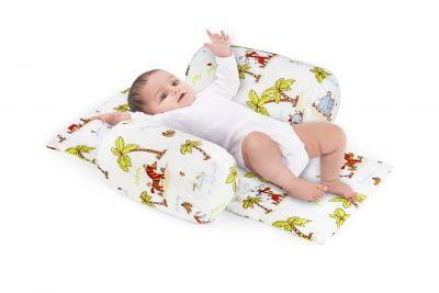 Biztonsági védő és takaró a babáknak, Dzsungel modellek