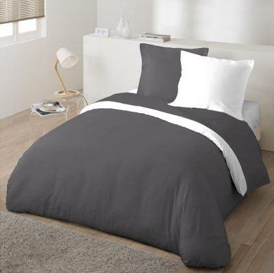 Somnart pamut ágynemű Elephant blanc