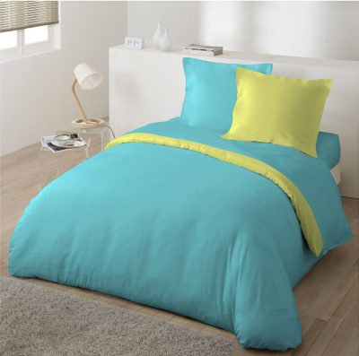 Somnart pamut ágynemű Turquoise Anis