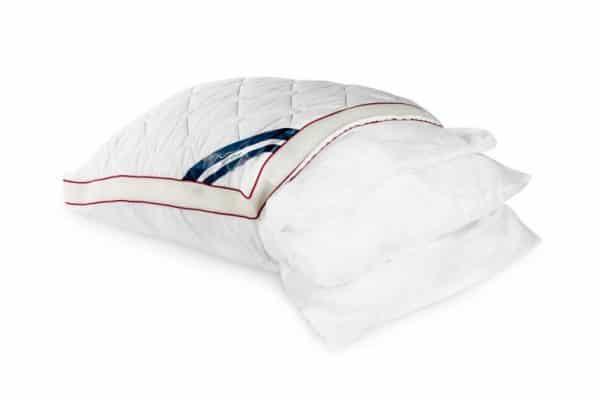 Somnart Smart 3D Airmesh pamut párna – 70×70 cm