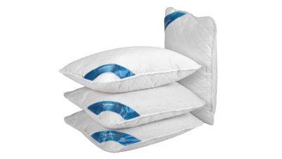 4 db Somnomed antimikrobiális és gombaellenes párna készlet, 95 ° C-on mosható – 50 x 70 cm